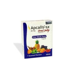 Apcalis Oral Jelly | Shop Online